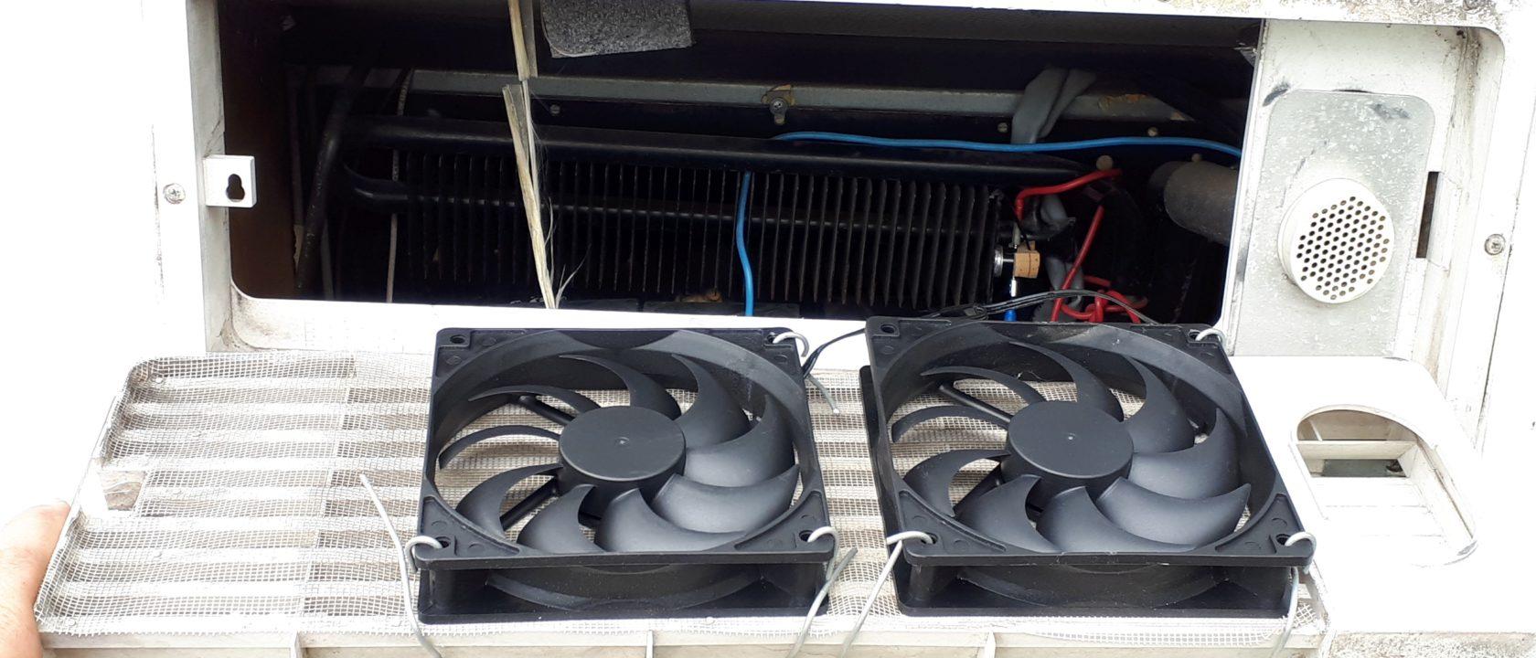 Kühlschrank – Reparatur und Optimierung – WOMOLIX